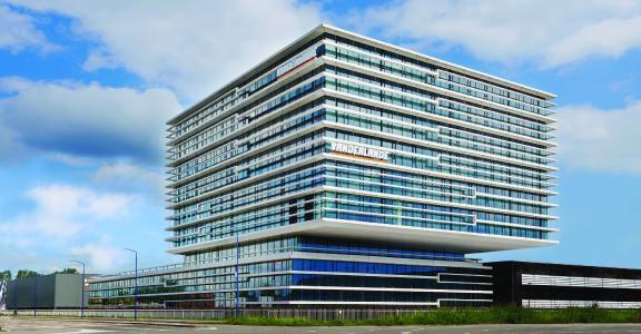 Das neue Vanderlande Firmengebäude in Veghel (NL)