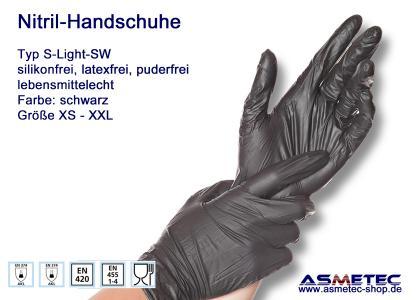 Nitril-Handschuh Typ S-Light