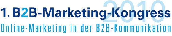 Logo b2b marketing kongress