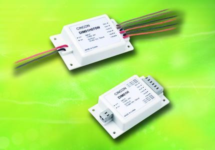 LED-Treiber der Baureihe DIM01 von Cincon