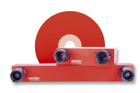 3D Stereokamera Nerian Karmin3 mit Sony Pregius IMX265 Sensoren