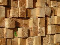 Bauholz ist knapp, wird aber zurzeit u. a. durch die Folgen der Corona-Pandemie viel exportiert. Dabei wird es zur Schädlingsbekämpfung mit Sulfurylflourid begast, einem der klimaschädlichsten Gase überhaupt.