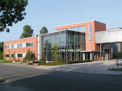 Der Hauptsitz von WEICON in Münster