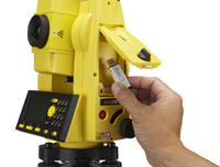 New Leica Builder total stations for all common construction tasks