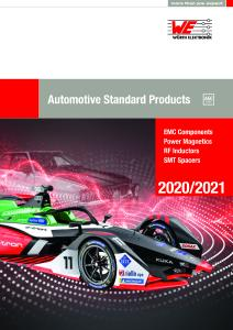 Würth Elektronik Bauteilekatalog Automotive
