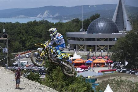 Seewer And RM-Z250 Win Russian Qualification Race