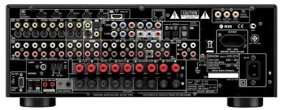 AVR3310BK E2 bk 000