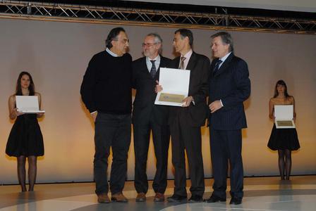 Fiat and Oerlikon Graziano Representatives