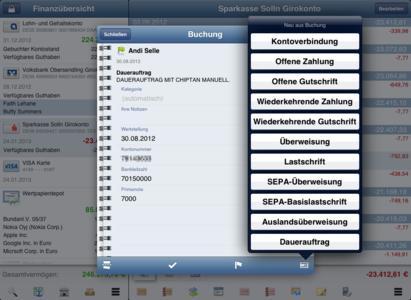 Subsembly Banking 4i (iPad-2)
