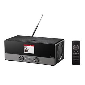 Hama stellt neue Internet- und Digitalradios vor