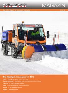 Ausgabe 12/2013