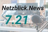 Netzblick.News 7.21: Cookies, Update-Pflicht, Programmieren mit künstlicher Intelligenz, Vue.js