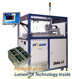 PSV5000 with LumenX