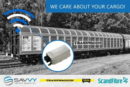 All three companies complement each other perfectly, and have introduced something uniquely innovative into the process of digitalising transport and logistics for the forestry and paper industries on the Scandinavian market. We are proud we can provide top quality even under the harshest climatic conditions. The competitive advantages are obvious! - SAVVY