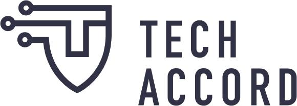 Logo des Cybersecurity Tech Accord