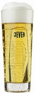 Gastro-Glas für Jever von Justblue Design