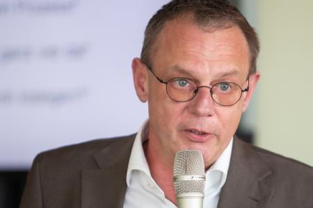 Martin Erhardt (Projektleiter Sustainable Event Management)