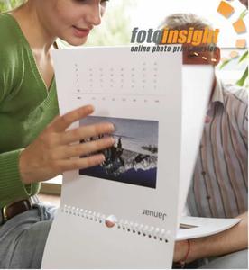 Individual Photo Calendar