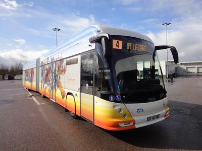 Limoges Trolleybus