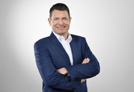 Dr. Jörn Lützen, CEO Innovative Sensor Technology IST AG