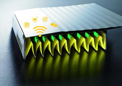 Connected Cover - intelligente Schutzabdeckung von Arno Arnold für die vorausschauende Instandhaltung von Werkzeugmaschinen