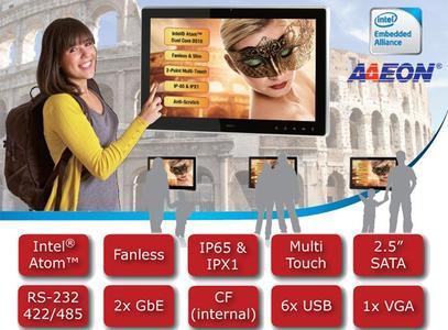 AAEON ACP-series Multi-touch panel PC