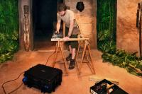 """Die """"tragbare Steckdose"""" ist ein smarter Helfer für den Betrieb von Werkzeugen und sonstigen elektrischen Geräten im Außeneinsatz / Foto: TRONOS GmbH"""
