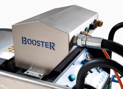 PATENT für Egger PowAir Booster, Cold PowAir Reinigung mit kalter Trocken-Druckluft und sonst nichts, nun angemeldet