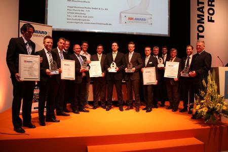 MM Award 2012