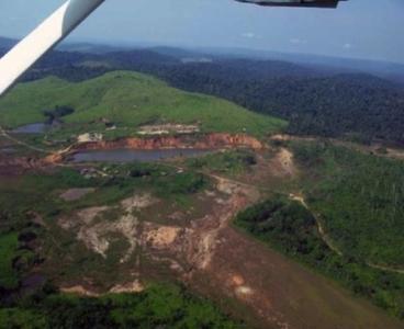 Brasilien Luftaufnahme