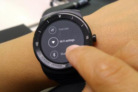 LG G Watch R WLAN