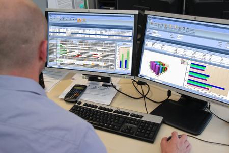 Nachhaltig effizienter Produzieren mit MES