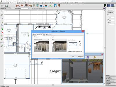 komfortable 3d planung f r haus garten und wohnung mit architekt 3d x7 avanquest deutschland. Black Bedroom Furniture Sets. Home Design Ideas