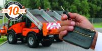 Die Vorteile des Holder Mietkonzepts: neuwertiges Equipment, saisonale Nutzung, volle Kostenkontrolle und zuverlässiger Service