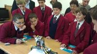 European Robotics Week 2012:  Robots - a key element for dealing with societal challenges