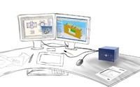 Hannover-Messe: TEO|4|CAD - Energieeffiziente Mini CAD-Workstation