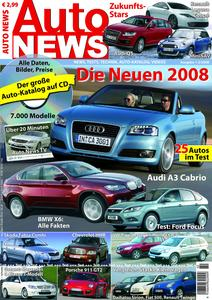 Das Titelbild der AutoNEWS
