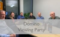 Domino Viewing Party