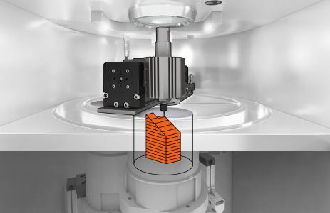 ORL CREATOR hybrid milling illustration