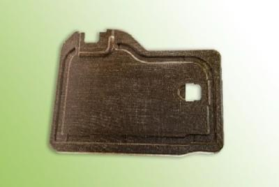 Figure 3. Rear seat back panel for the car Lancia Y as demonstrator