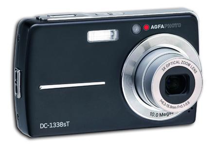 photokina 2008: Touching allowed - AgfaPhoto digital camera with touchscreen