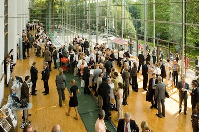 Impressionen des 10. ÖV. Symposiums NRW vom 20. August 2009 in Recklinghausen  2