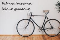 Fahrradversand leicht gemacht