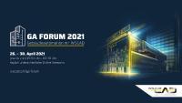 Beim WSCAD GA Forum 2021 vom 26. bis 30. April 2021 teilen Branchenexperten an fünf aufeinanderfolgenden Tagen jeweils eine Stunde lang kostenlos ihr Wissen mit den Teilnehmern