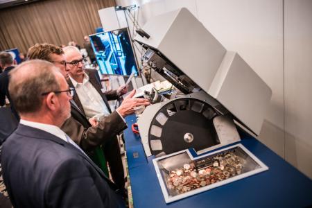 Automatisierung und Digitalisierung senken die Kosten für das Münzgeld; Foto: Michael Schmidt/ALVARA AG