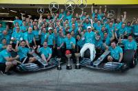 TIBCO gratuliert: Mercedes-AMG Petronas Motorsport erneut Konstrukteursweltmeister in der FIA-Formel-1
