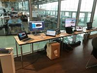 Neue Demogeräte von HP zum Anschauen und Ausprobieren