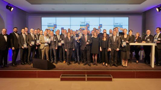 Beste Logistik Marke 2019 André Baschlakow