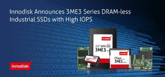 Innodisk 3ME3 SSD-Serie