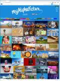 Auf myAlphaPicture.com stehen jetzt 1111 Motive kostenlos zur Verfügung